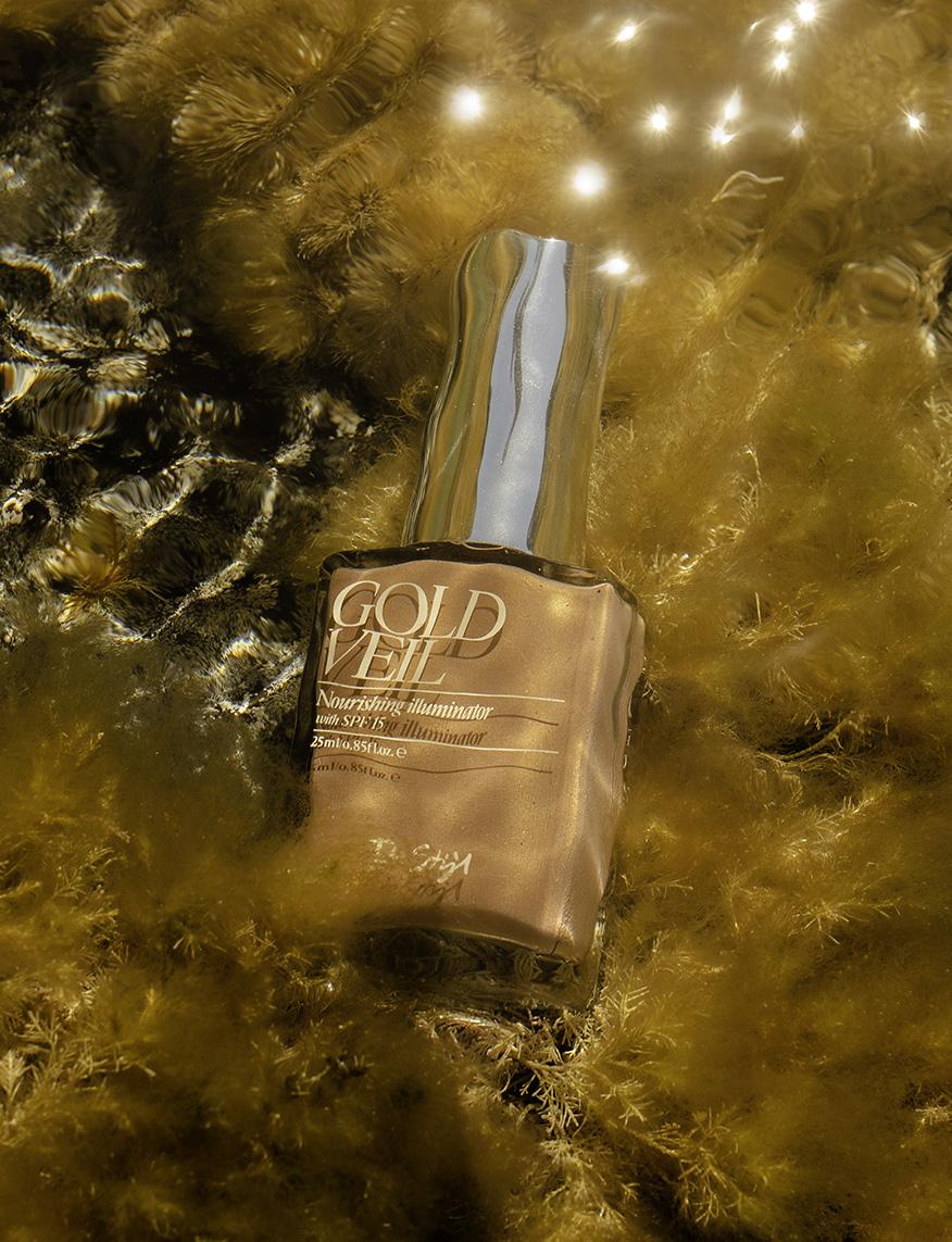 de-stijl-gold-veil